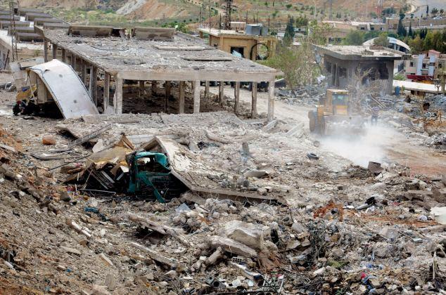 حمله بزدلانه جنگندههای ارتش اسرائیل به استان