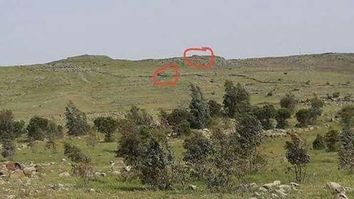 تفگداران اسراییلی وارد خاک سوریه شدند