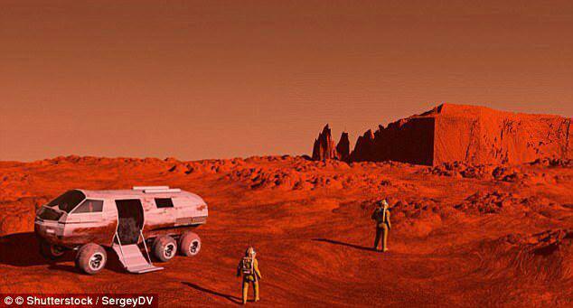 1-جدیدترین تمرین برای شبیه سازی زندگی در سیاره مریخ+تصاویر2-جدیدترین شیوه تمرینی برای آماده سازی سفر به سیاره مریخ+ تصاویر