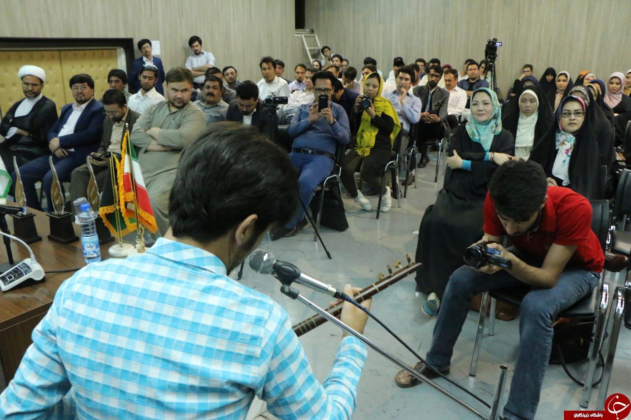 اختتتامیه و اعلام نفرات برتر دومین جشنواره ی شعر استانی کلمه ویژه شاعران افغانستانی