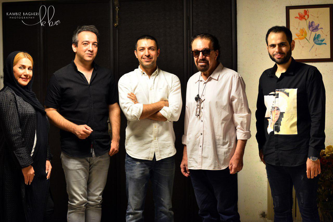 باشگاه خبرنگاران -«اشکان خطیبی» خواننده کنسرت ناصر چشم آذر و ارکستر بزرگ «ایستگاه» شد