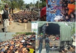 فجایع میانمار از کجا نشأت میگیرد؟