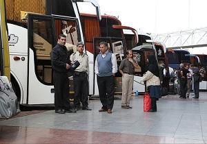 عکس 6741113_535 وقتی مسئولان تاخیر همیشگی اتوبوس های بین شهری را عادی می دانند/ احترام به مسافرحلقه مفقوده ناوگان اتوبوسرانی