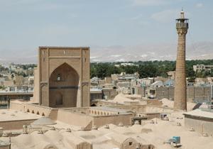 باشگاه خبرنگاران -تبلور نبوغ ایرانی در معماری مسجد جامع سمنان + فیلم