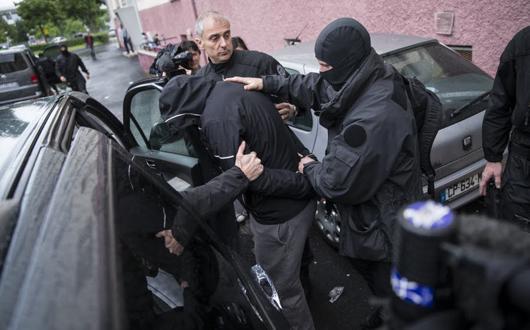 بازداشت یک تروریست داعشی در فرانسه