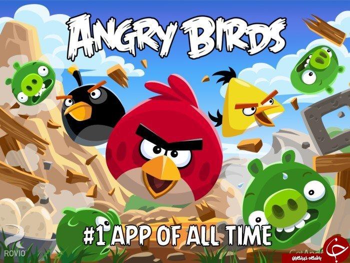 دانلود Angry Birds 7.6.1 – بازی پرندگان خشمگین