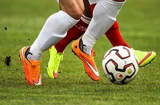 ستاره فوتبال ممنوع التصویر شد!