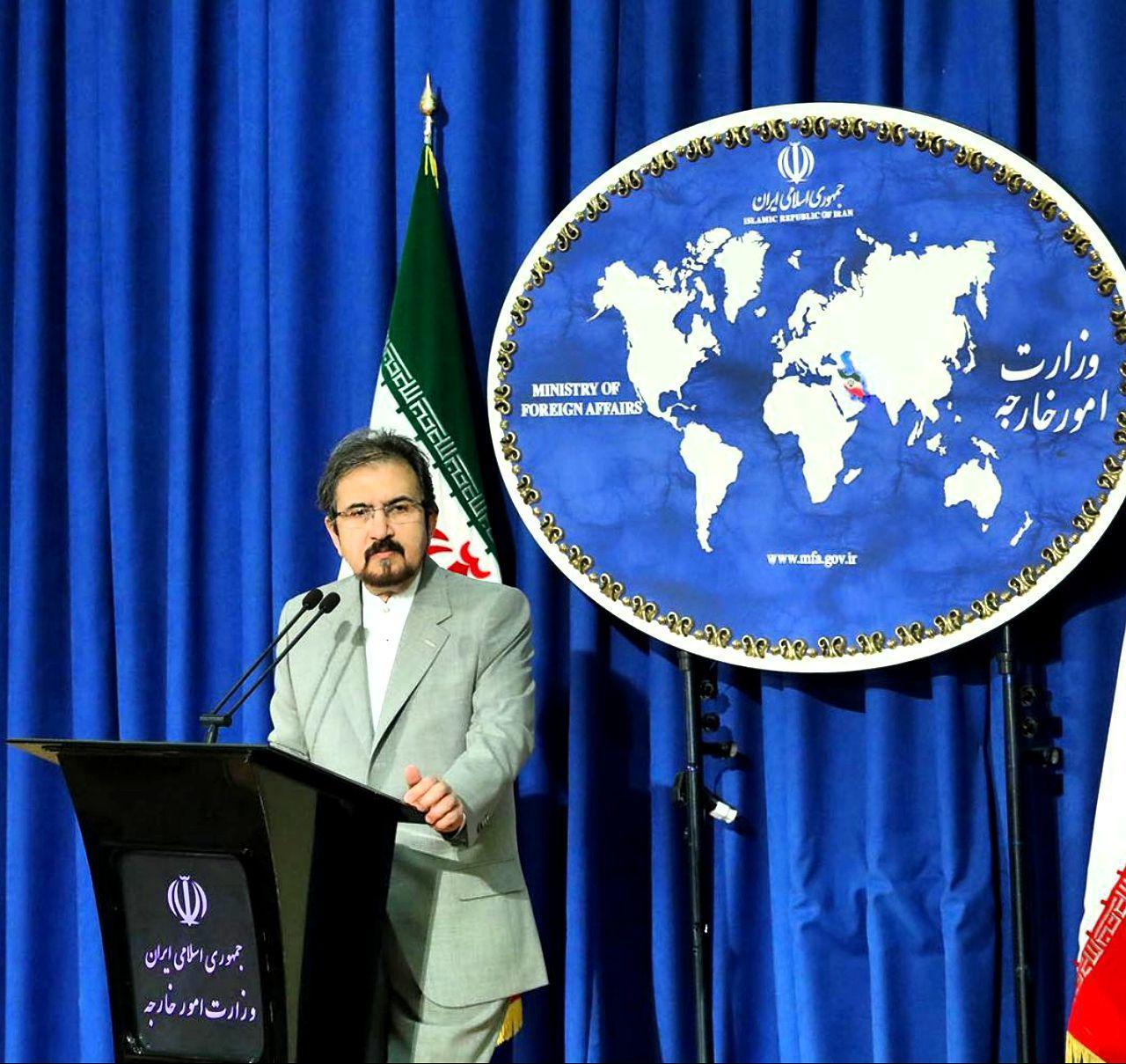 کشورهای منطقه نیازی به استراتژیهای بیثبات کننده و تروریست پرور آمریکا ندارند