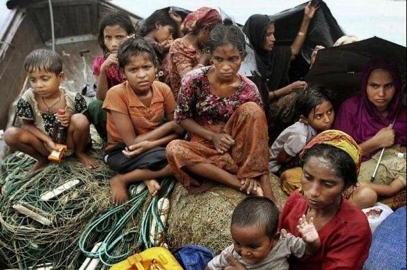 قتلگاهی به نام میانمار