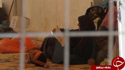 رویارویی دولت عراق با بحران زنان و کودکان باقیمانده از داعش