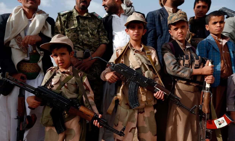 یونیسف: تعداد کودکان سرباز در خاورمیانه و شمال آفریقا دوبرابر شد