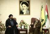 باشگاه خبرنگاران -فرستاده ویژه دبیرکل نُجَباء با مقامات حزب الله دیدار کرد