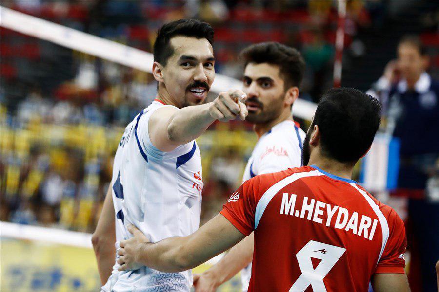 تیم ملی ایران ۳ – ایتالیا ۲ / غول کشی در اولین روز از جام بزرگان جهان در ناگویا