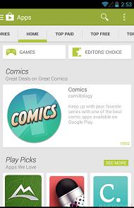 دانلود Google Play Store 8.2.36.T – آخرین نسخه گوگل پلی اندروید