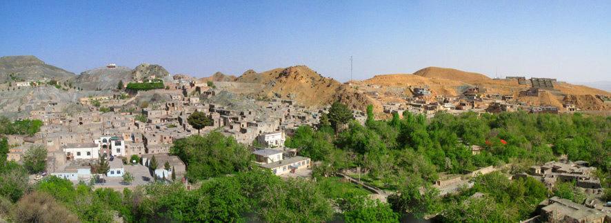 خراشاد؛ نخستین روستای هدف صنایع دستی کشور