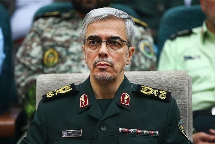 دشمنان با ترس از مسائلی مانند محور ایران-مدیترانه حرف میزنند/در تولید موشک به خودکفایی رسیدیم