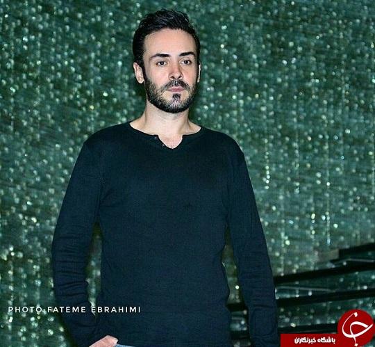 کاهش وزن بیش از حد بازیگر ایرانی+ عکس