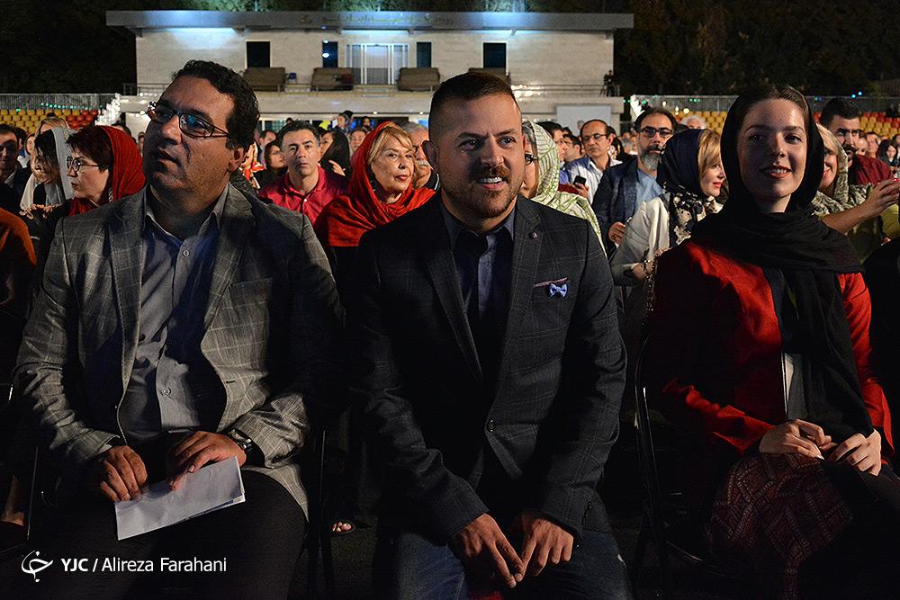 کدام هنرمندان در جشن سینمای ایران حضور داشتند؟