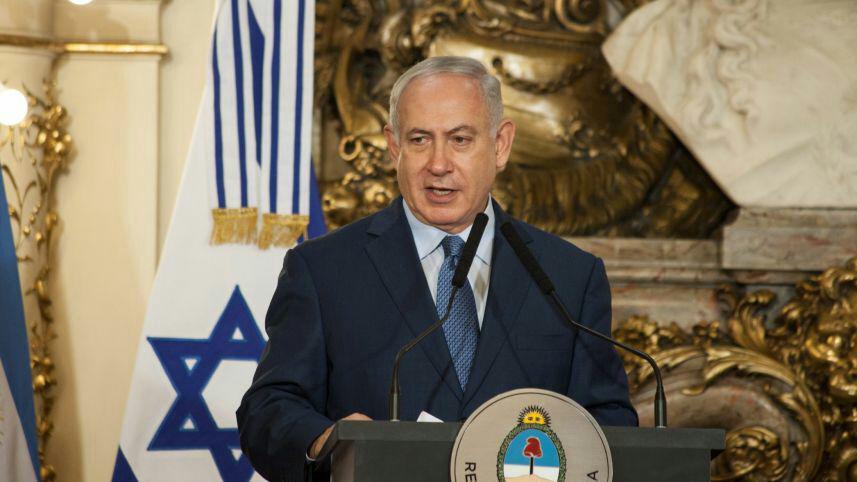 نتانیاهو: اسرائیل از جدایی کردستان حمایت میکند