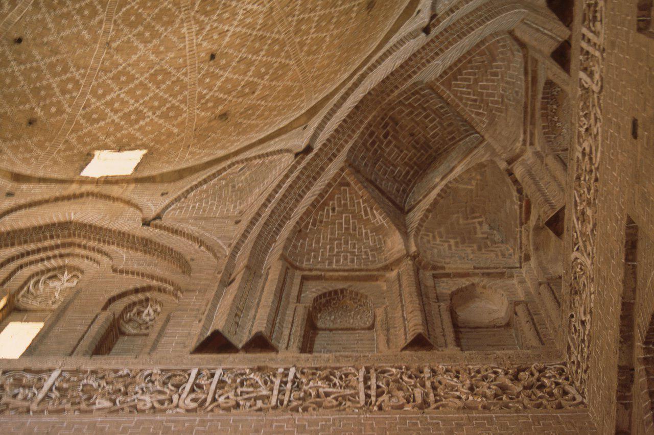 مسجد جامع اردستان یادگار دوره سلجوقی