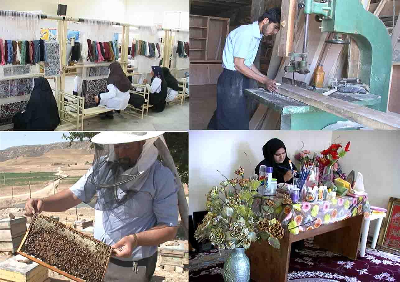 ایجاد 500 شغل در مناطق روستایی بردسیر