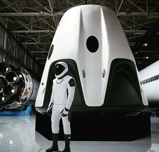 فیلم جنگ ستارگان الگوی ساخت لباسهای ناسا+ تصاویر