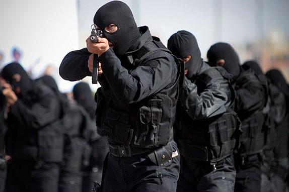 دستگیری یکی از اعضای داعش در کرج