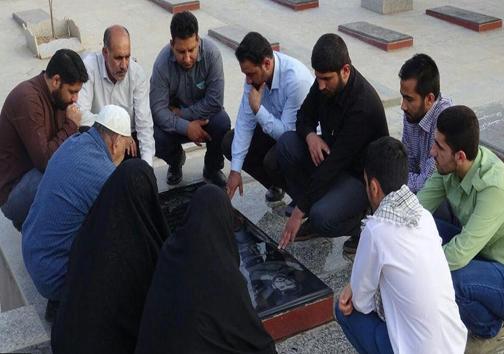 ساخت مستند شهید آزادخان صحرایی در لرستان + تصاویر