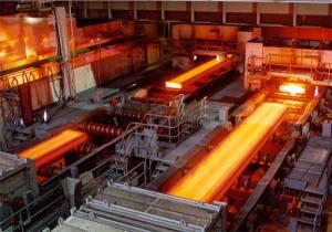 افتتاح کارخانه تولید آهن اسفنجی میانه با ظرفیت تولید ۸۰۰ هزار تُن در سال