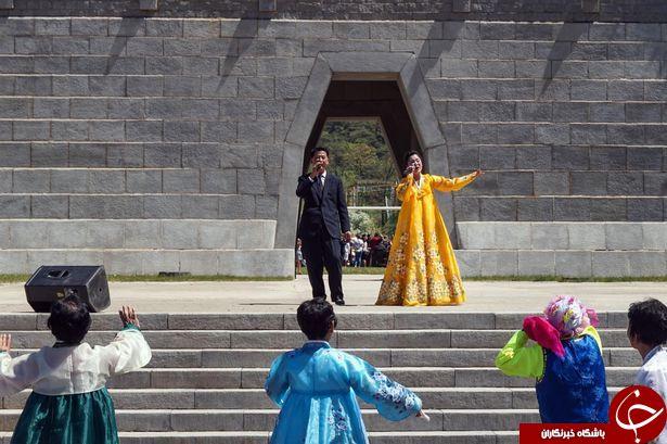 زوایای دیگر زندگی این روزهای مردم کره شمالی + تصاویر