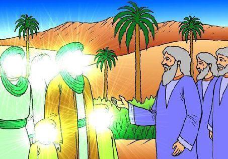 «دعوت مردی که راست می گفت» روایت داستانی از ماجرای مباهله
