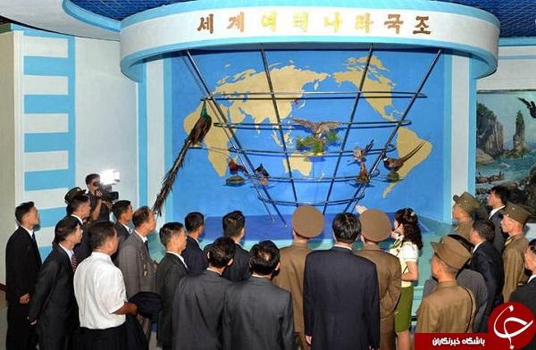 تفریح دانشمندان هسته ای کره شمالی + تصاویر