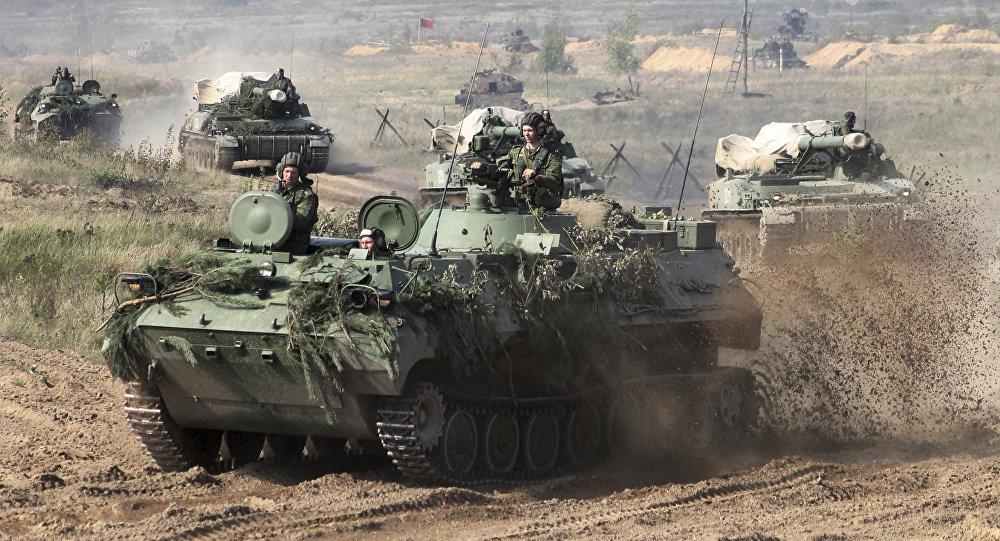 رزمایش نظامی روسیه سبب افزایش نگرانی در مرزهای اروپا شده است