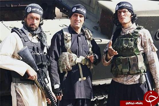 رد پای داعش پایتخت 5 + تصاویر