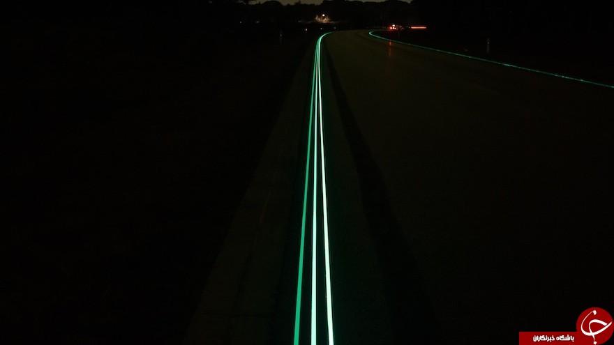 اولین بزرگراه هوشمند جهان + تصاویر