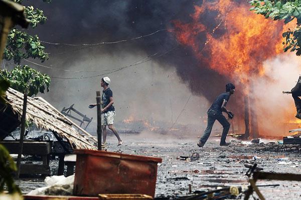 عفو بینالملل: اقدامات ارتش میانمار در راخین، «پاکسازی قومی» است