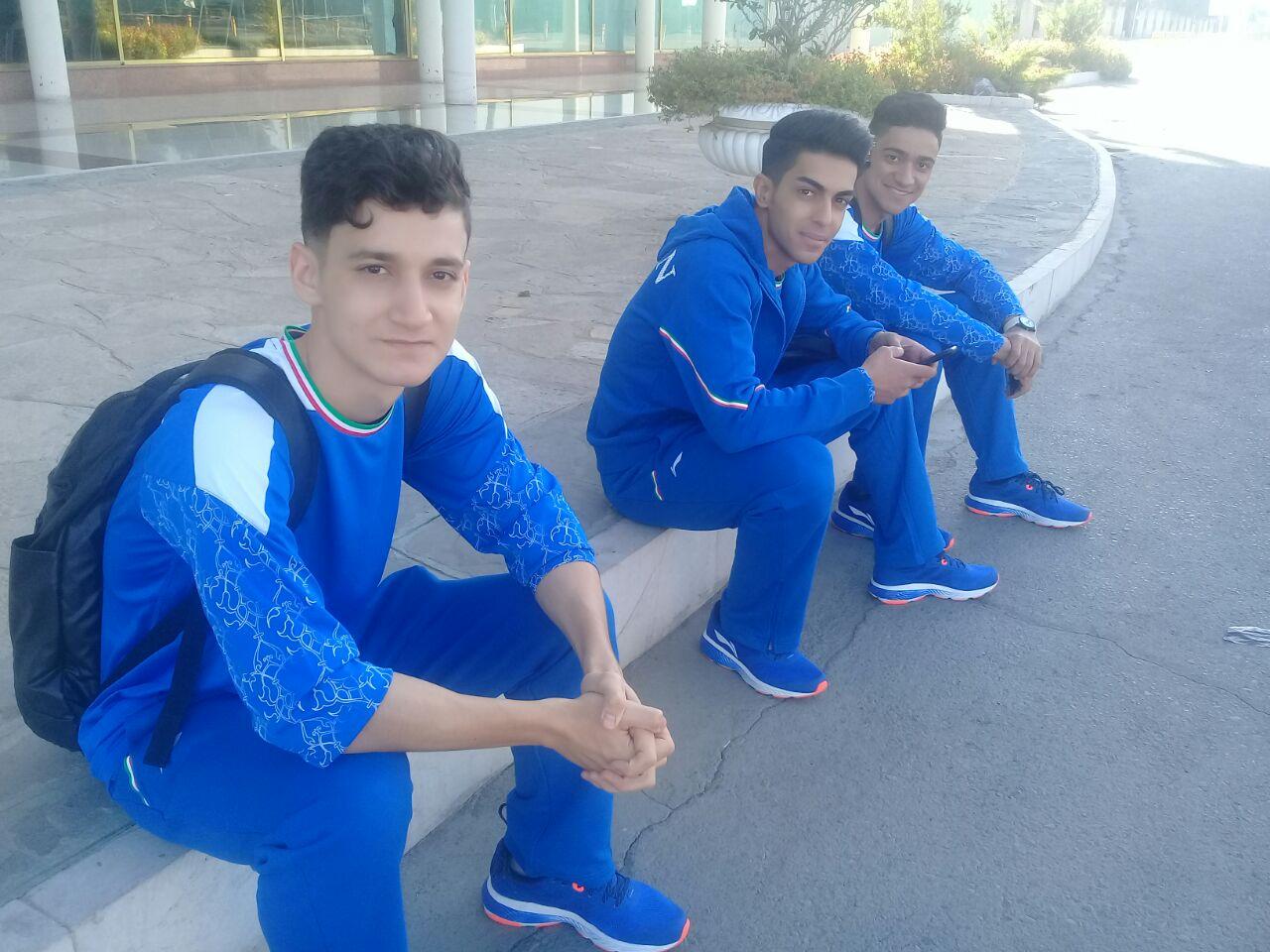 دومین کاروان ورزشکاران ایران به بازی های آسیایی اعزام شد