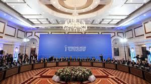 نشست فنی کارشناسان ایران، روسیه و ترکیه در آستانه