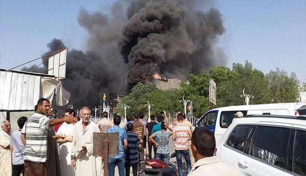 ۹ مجروح حادثه تروریستی ناصریه عراق به کشور منتقل میشوند
