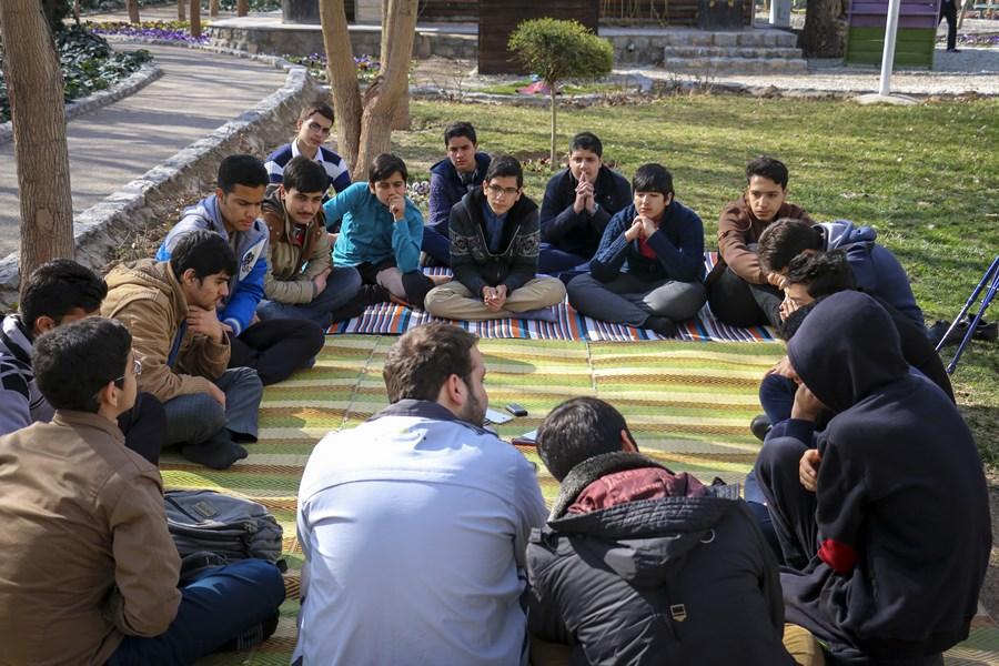 اثر مثبت اردوهای دانشآوزی در رشد اجتماعی دانش آموزان