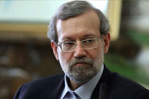لاریجانی شهادت جمعی از مردم عراق و زوار ایرانی را تسلیت گفت