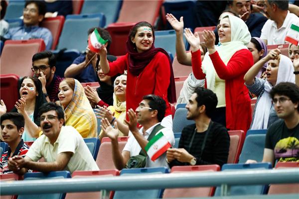 شكست بلندقامتان ایران مقابل برزیل از دریچه دوربینها
