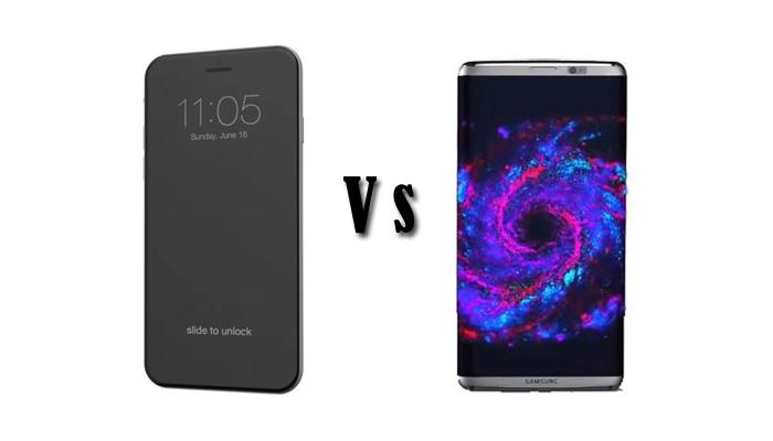 آیفون 8 بهتر است یا گلکسی S8 ?