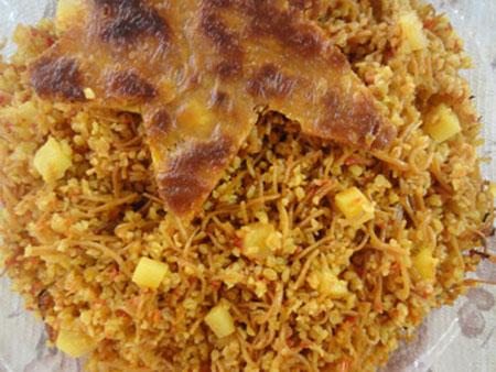 طرز تهیه سه نوع غذای محلیِ بی نظیر ایرانی+تصاویر