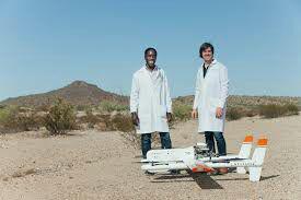 برای اولین بار درجهان؛ آزمایشگاه سیار با استفاده از هواپیمای بدون سرنشین+ تصاویر