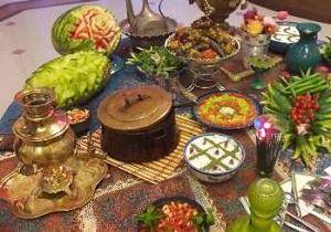 جشنواره گردشگری غذاهای بومی محلی در ایرانشهر