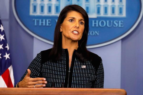 هیلی: پس از دوران داعش، ایران نقشی نخواهد داشت تا آسیب بیشتری وارد کند!