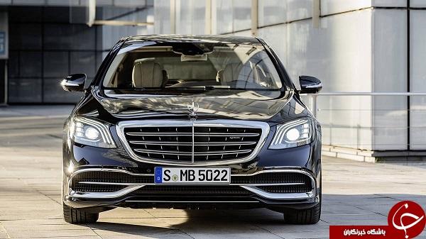 رونمایی از Mercedes Benz S Klas 2018