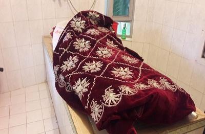 مردی در هرات همسر خود را با چاقو کشت