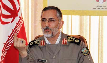 حضور مستشاری سپاه در جبهه مقاومت موجب سربلندی ایران شد